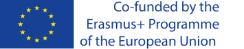 Co-funder by Erasmus+
